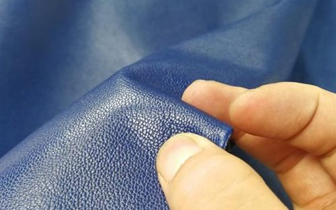 What is calfskin and what are its characteristics?