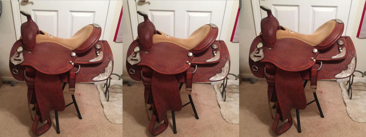 Application in saddle industry