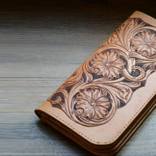 Wallet (tree cream skin application)